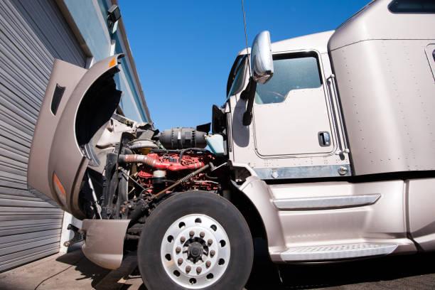 Vrachtwagenschade